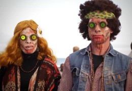 Occupy Zombie Walk