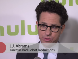 Director J.J. Abrams on Stephen King's Digital Series Starring James Franco, at Hulu 2015 NewFront