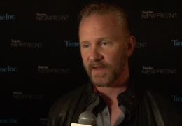 Morgan Spurlock: Digital Video Matters @NewFronts on IABtv